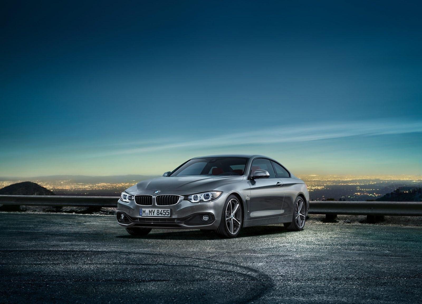 Обои BMW 4 серии в кузове F32 в высоком качестве