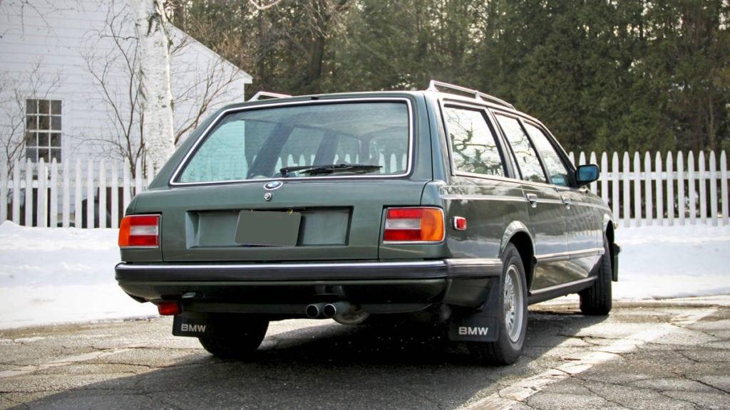 Каким мог бы быть туринг BMW 7 серии в кузове E23?