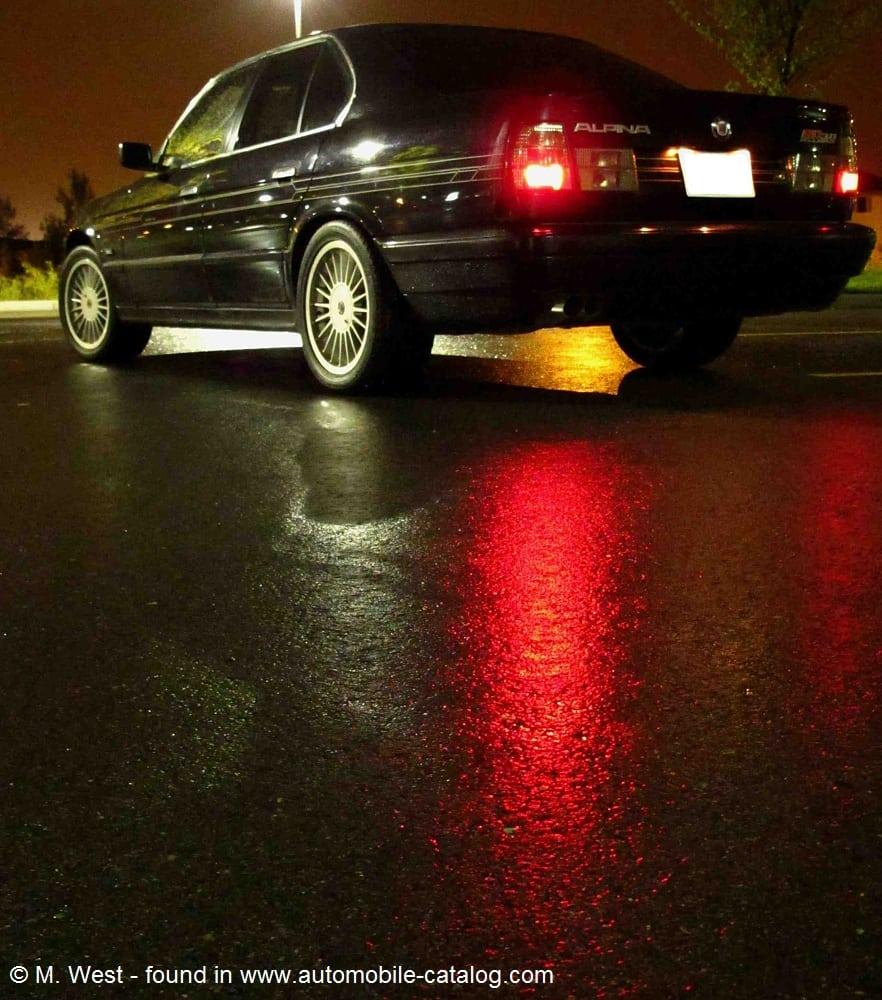 1994 BMW Alpina B10 3.0 Allrad