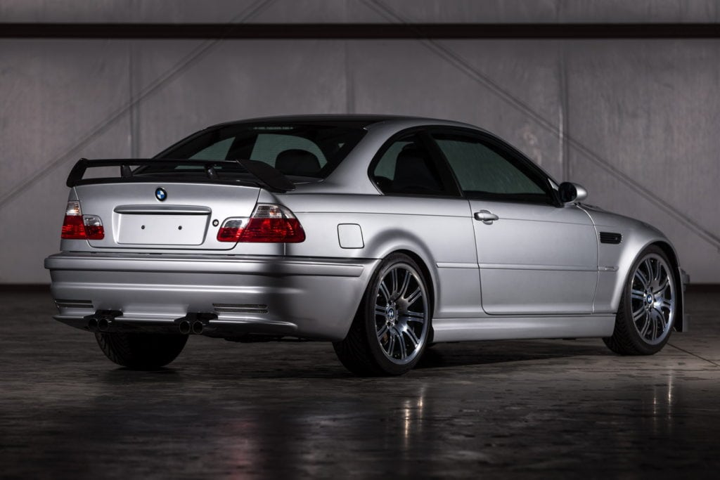 BMW M3 GTR E46 Road Version