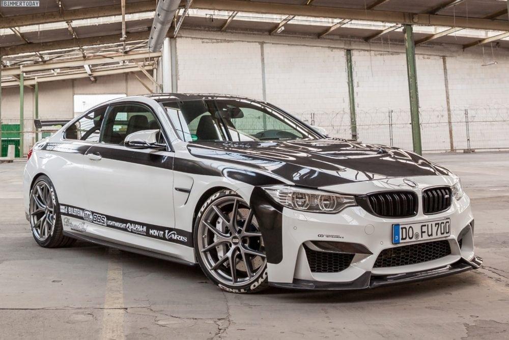 BMW М4BMW М4 мощностью в 700 сил от Carbonfiber Dynamics мощностью в 700 сил от Carbonfiber Dynamics