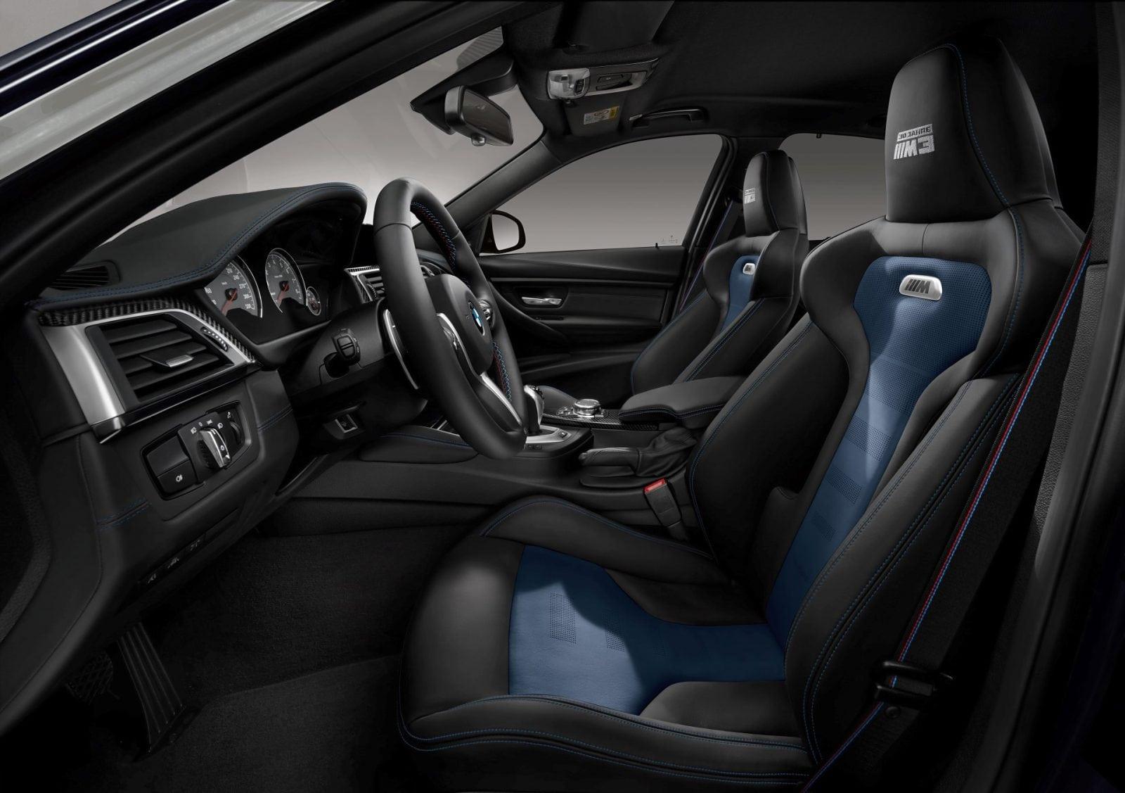 BMW M3 30 Jahre Limited Edition специально для Великобритании. Будет выпущено всего 30 экземпляров