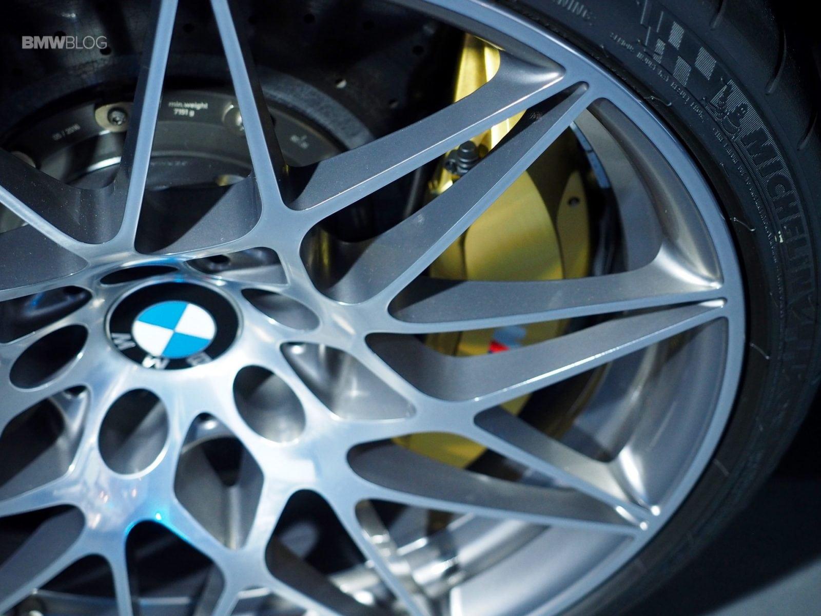 "Фото BMW M3 ""30 Years M3"" вживую на M-фестивале на гоночной трассе Nurburgring"