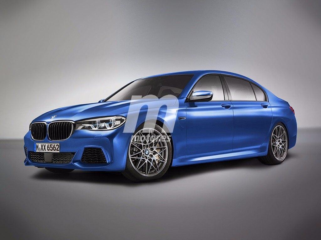 Выпуск модели BMW M5 F10 будет прекращён, чтобы освободить производственные мощности для новой модели - F90 M5 2017 года.