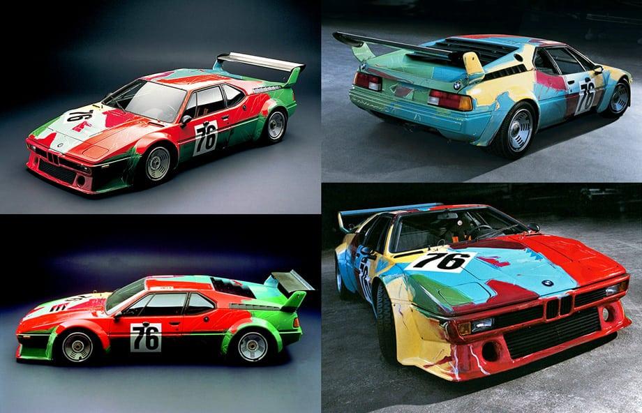 В Ле-Мане BMW M1 в 1979 году заняла шестое место. Результат достойный, но не выдающийся. Если бы не одно «но» — это был арт-кар, расписанный знаменитым Уорхолом.