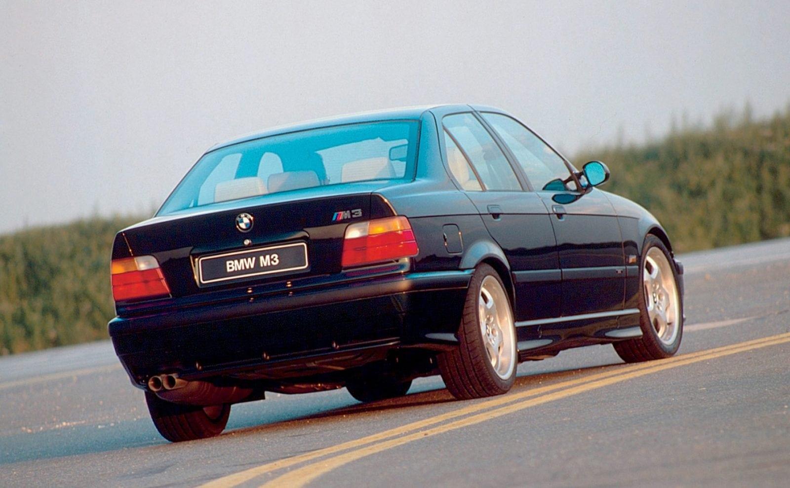 30 лет BMW 3 серии: третье поколение в кузове E36