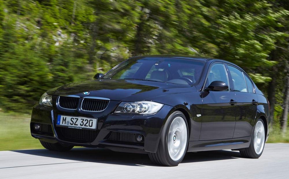 30 лет BMW 3 серии: пятое поколение в кузове E90