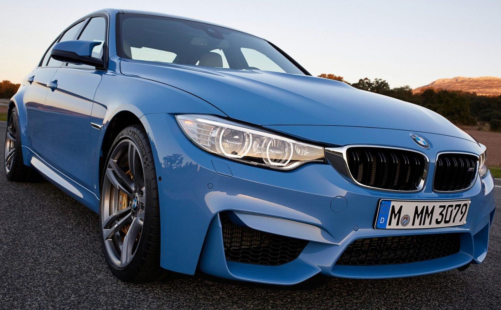 30 лет BMW 3 серии: шестое поколение в кузове F30