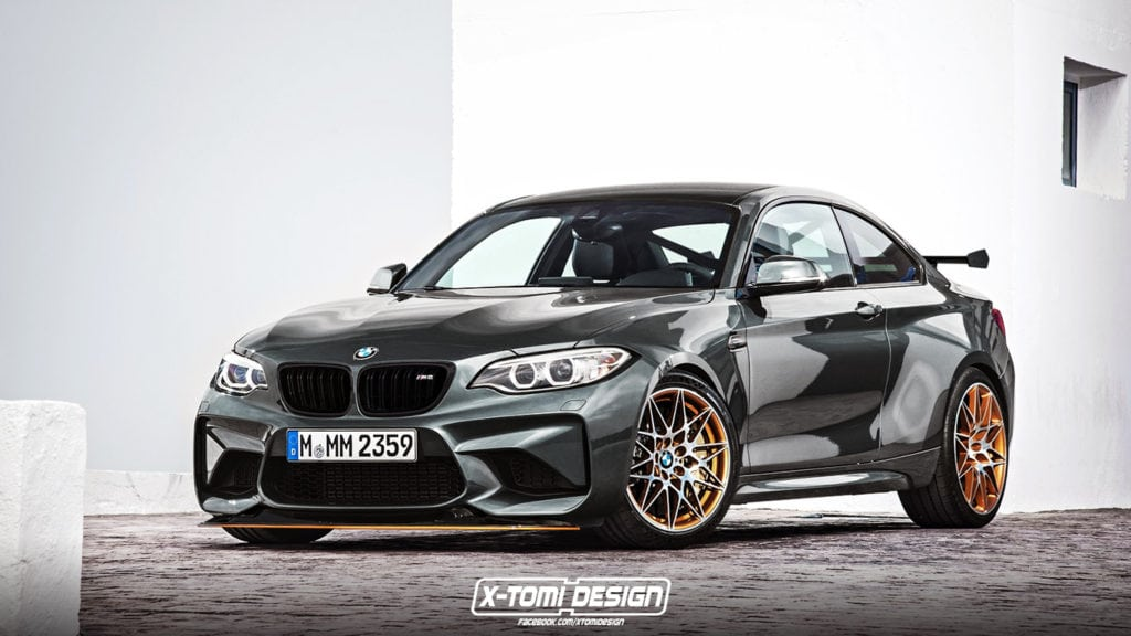 Немецкое автомобильное издание Auto Motor und Sport сообщает о том, что в BMW дали зеленый свет новой, более мощной версии спортивного купе M2.