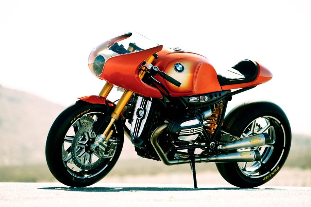 В 2013 году концерн BMW отметил 90-летие BMW Motorrad (подразделения по производству мотоциклов) и к этому поводу подготовил специальный мотоцикл, получивший обозначение BMW Concept Ninety, взявший свои истоки в модели BMW R90S.