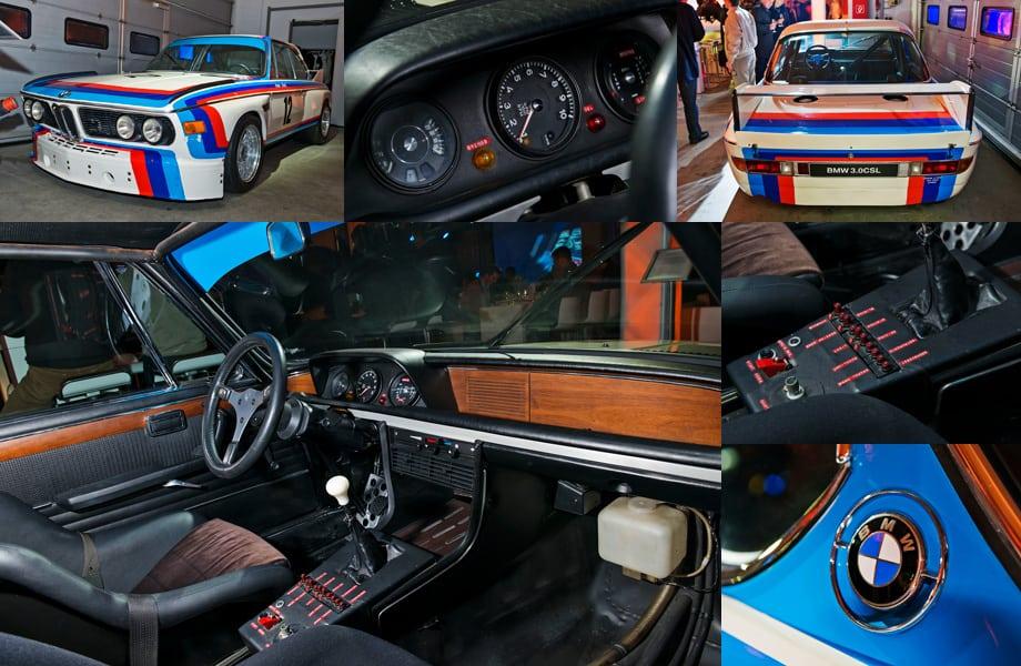 Первый проект — 370-сильная гоночная версия 3.0 CSL. Экземпляр на фото выиграл шестичасовой марафон на Нюрбургринге в 73-м. Помимо шести титулов в европейском туринге такие машины побеждали и в Ле-Мане, и в заокеанской серии IMSA GT.