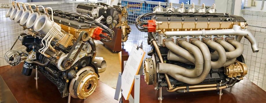 Конкурентоспособность гоночных BMW в 80-х должна была обеспечить новая гоночная «шестёрка» M88/1, разработанная к 1979 году на основе спортивного мотора M49 от купе 3.0 CSL.