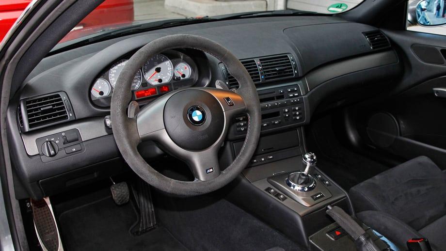 На мой взгляд, лучшие интерьеры BMW всех времён принадлежат машинам конца 1990-х и начала 2000-х: «трёшке» Е46 и «пятёрке» E39.