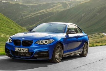 Новое поколение BMW 3 и 4 серий получит версию M Performance