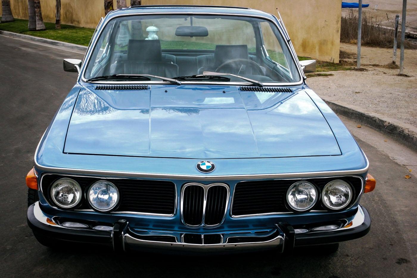 Фото BMW 3.0 CS. Фотограф Afshin Behnia