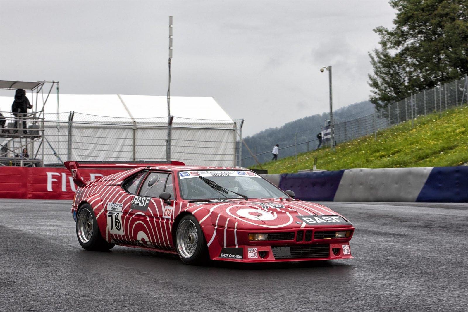 BMW M1 Procar #76 – Johnny Cecotto