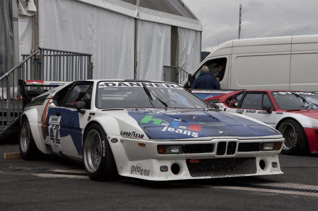 BMW M1 Procar #42 – Christian Danner
