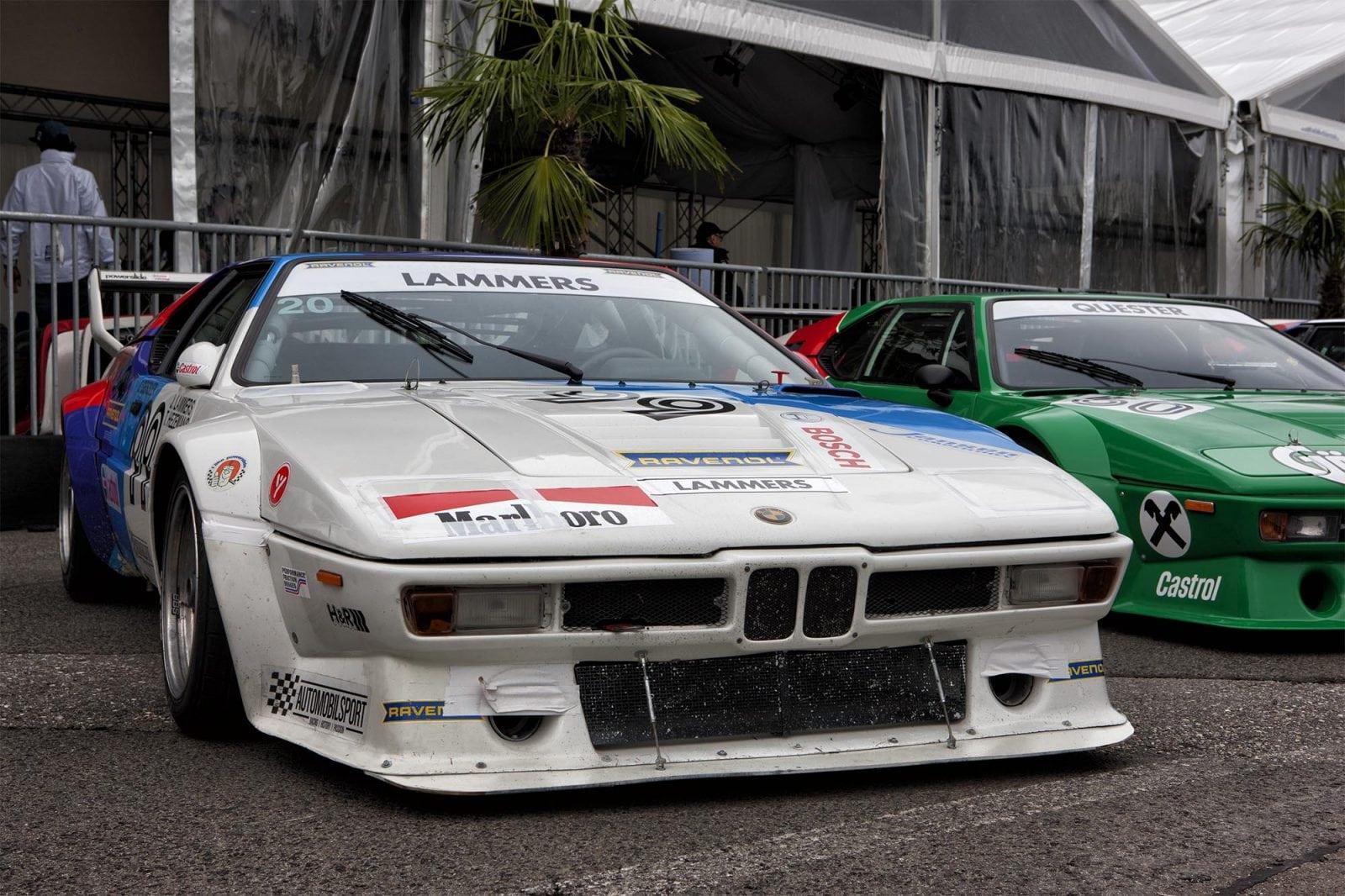 BMW M1 Procar #99 – Jan Lammers