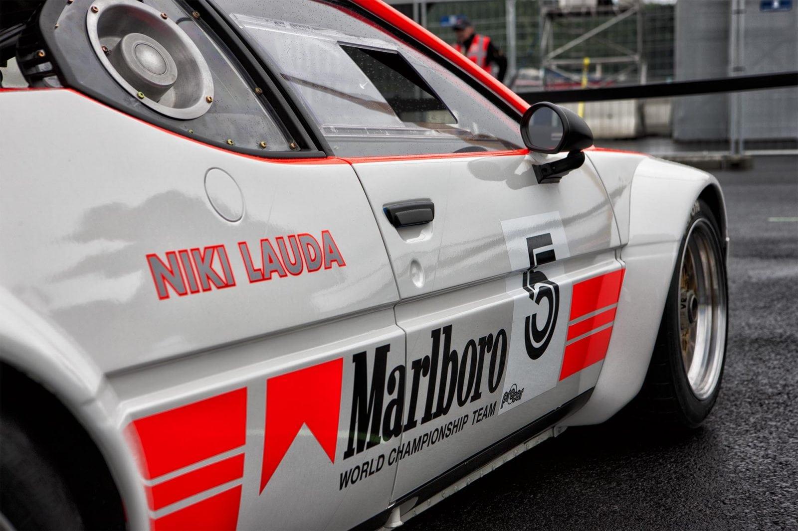 BMW M1 Procar #5 – Niki Lauda