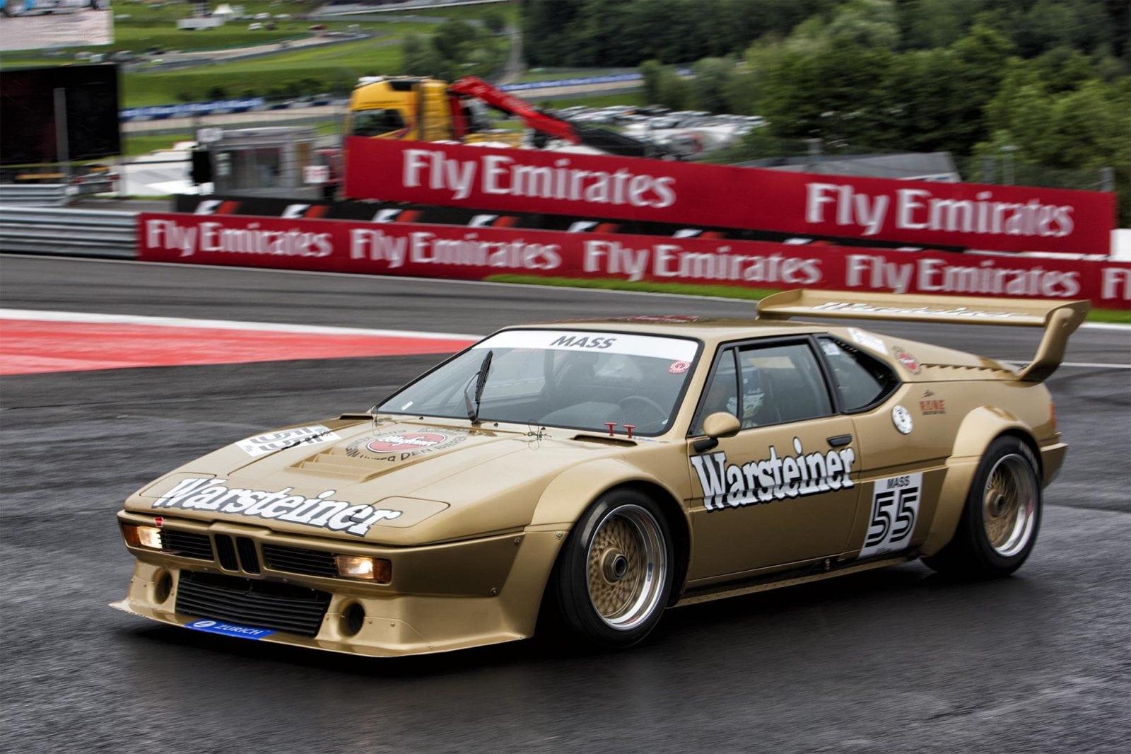 BMW M1 Procar #55 – Jochen Mass