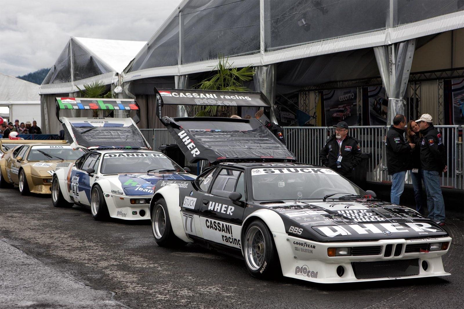 BMW M1 Procar #77 – Hans-Joachim Stuck