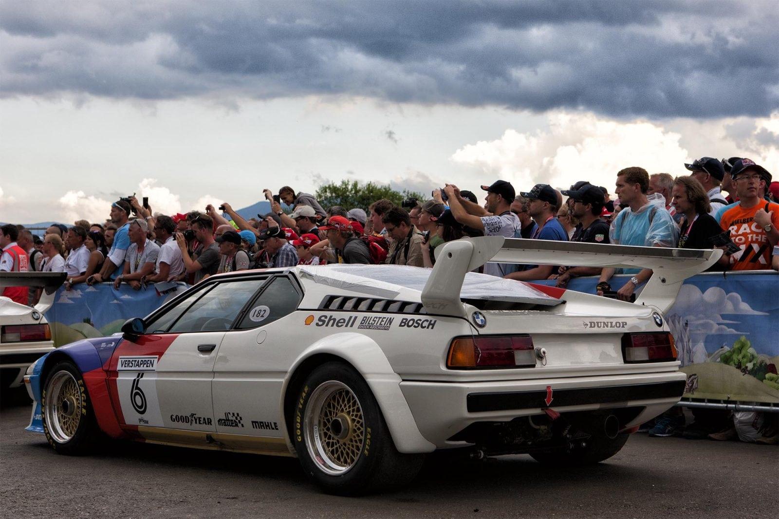 BMW M1 Procar #6 – Jos Verstappen