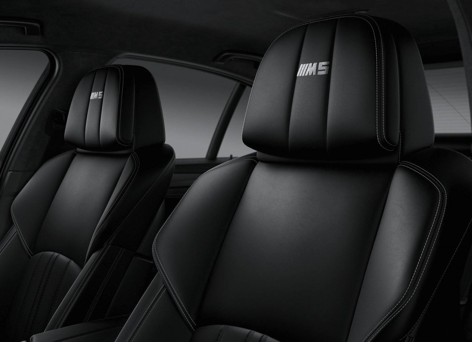 Мировая премьера: BMW M5 Competition Edition. Главная особенность новинки – форсированный силовой агрегат, выдающий 600 лошадиных сил (в оригинале 560).