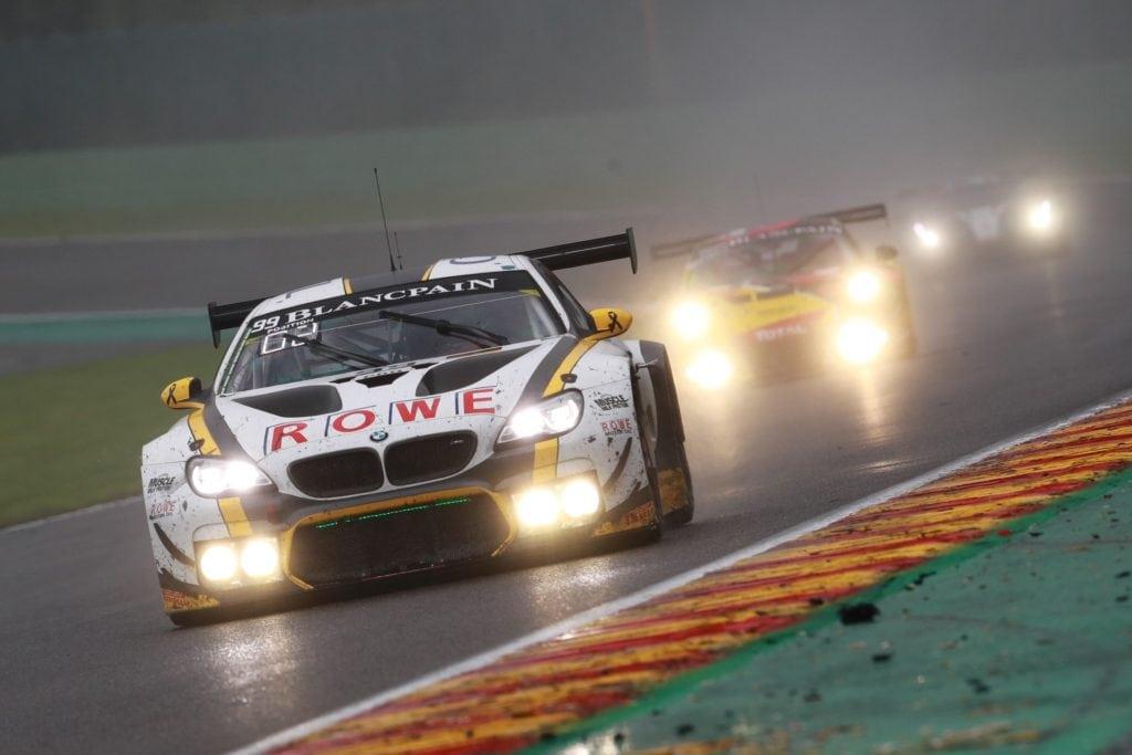 Первая крупная победа M6 GT3 – BMW выигрывает 24 часа Спа