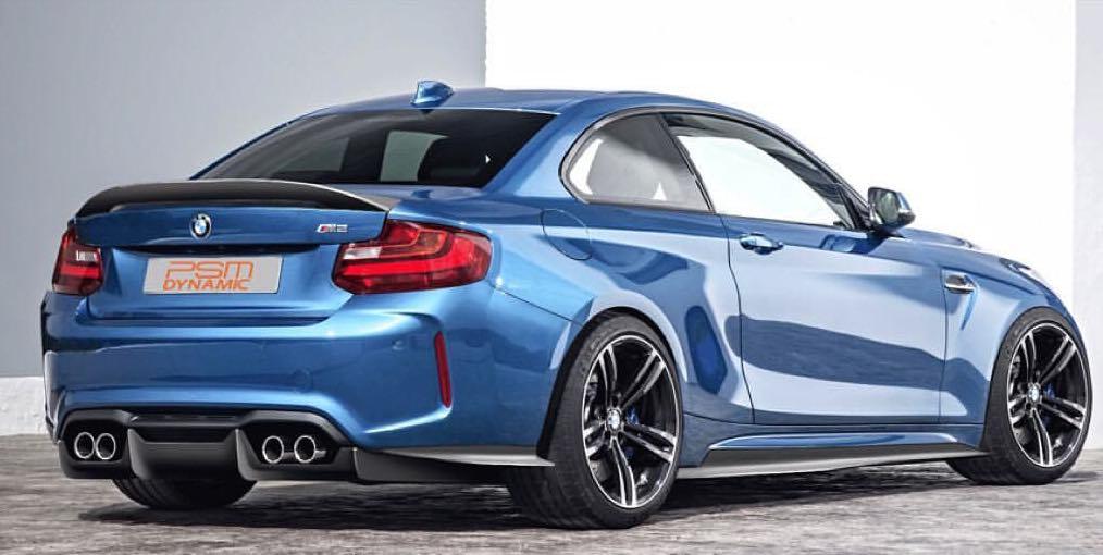 PSM Dynamic представляет новый боди-кит для BMW M2
