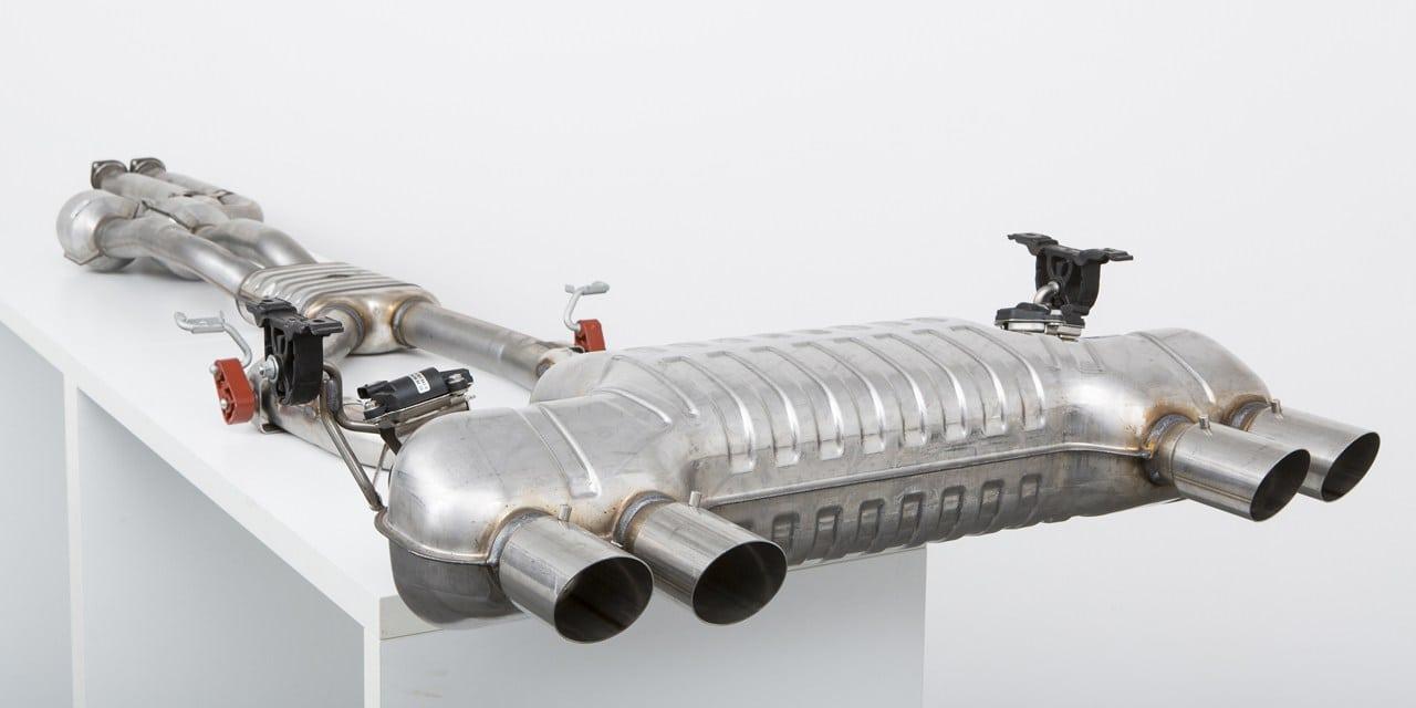 Тест BMW M2 с отключенным Active Sound Desing