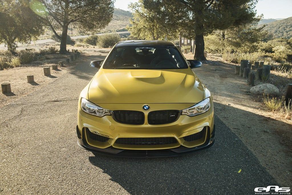 Тюнинг проект BMW M4 2015 ACS4 от AC Schnitzer и European Auto Source