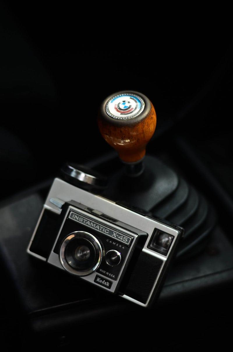 BMW 2002 E10 1972 Josh Wilson, photos Ricky Shull for Petrolicious