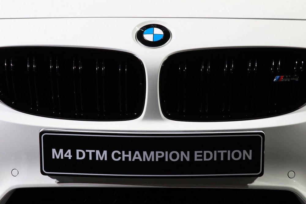 BMW M4 DTM Champion Edition в честь победы Марко Виттманна в DTM 2016