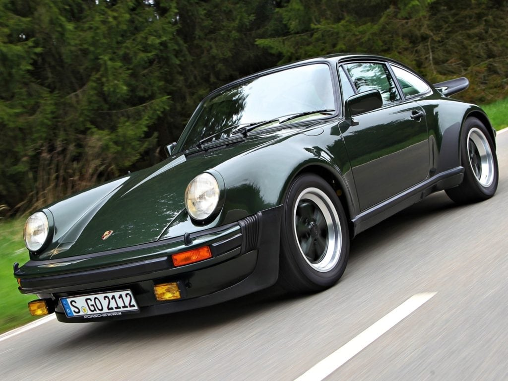 Porsche 911 Turbo 3.0 Coupe 930 1975