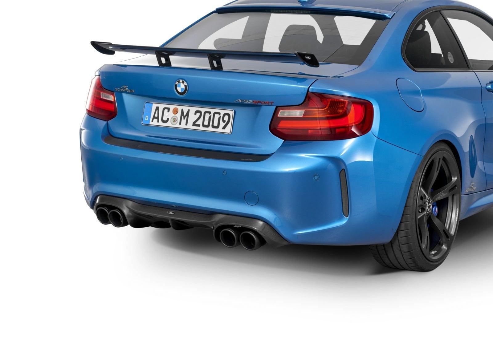 AC Schnitzer BMW M2 F87 – аэро-пакет