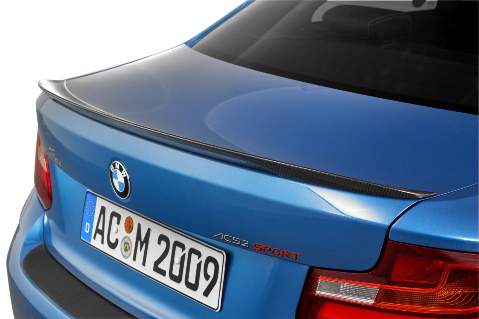 AC Schnitzer BMW M2 F87 – без аэро-пакета