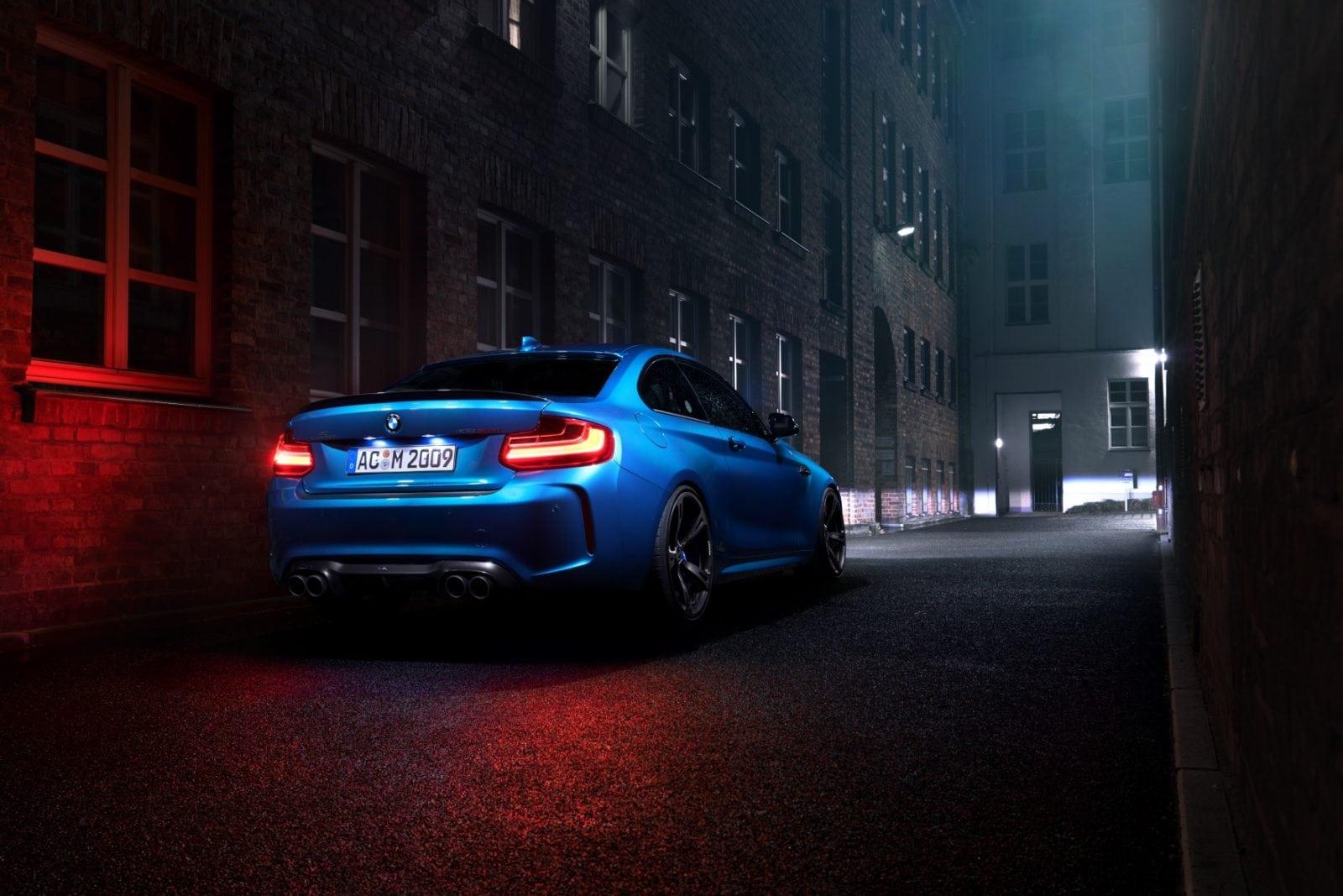 Ателье AC Schnitzer представило свой новый проект на базе BMW M2 F87 – автомобиль стал еще легче, мощнее и динамичнее.