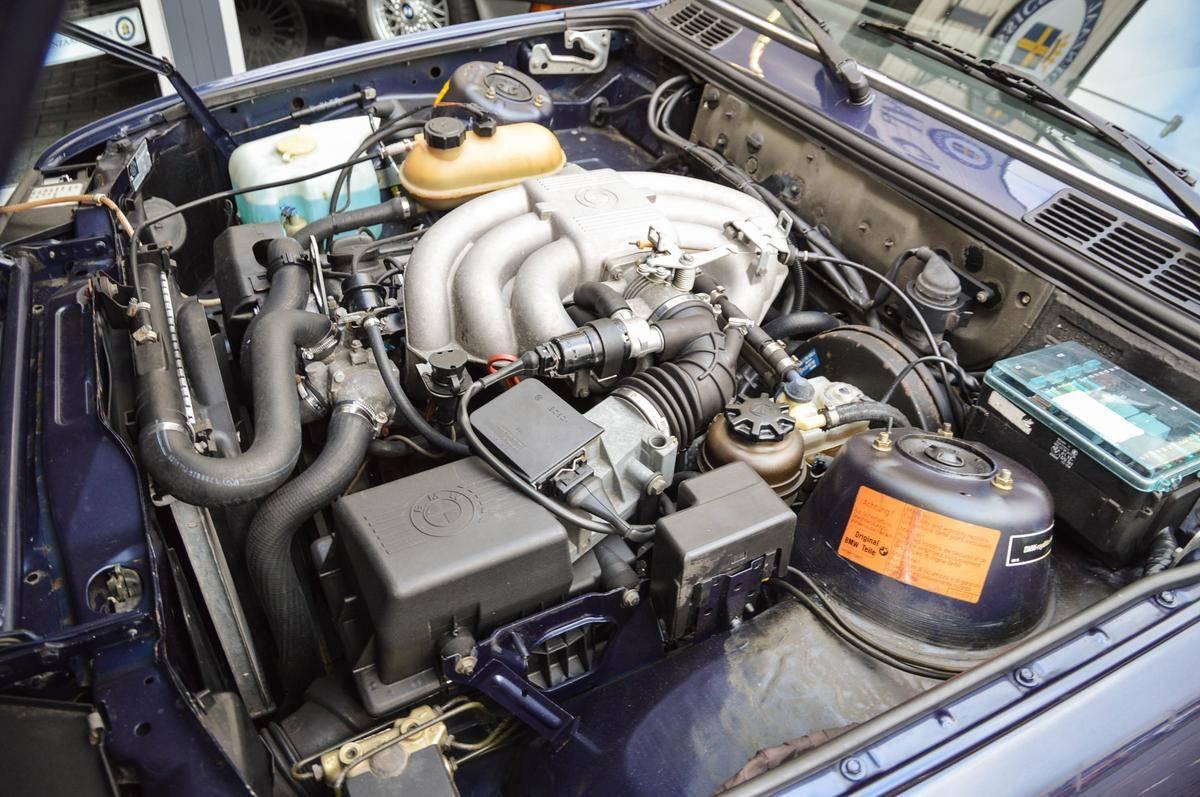 BMW Alpina C1 2,5 1986 года за 48 000 долларов на аукционе Hemmings