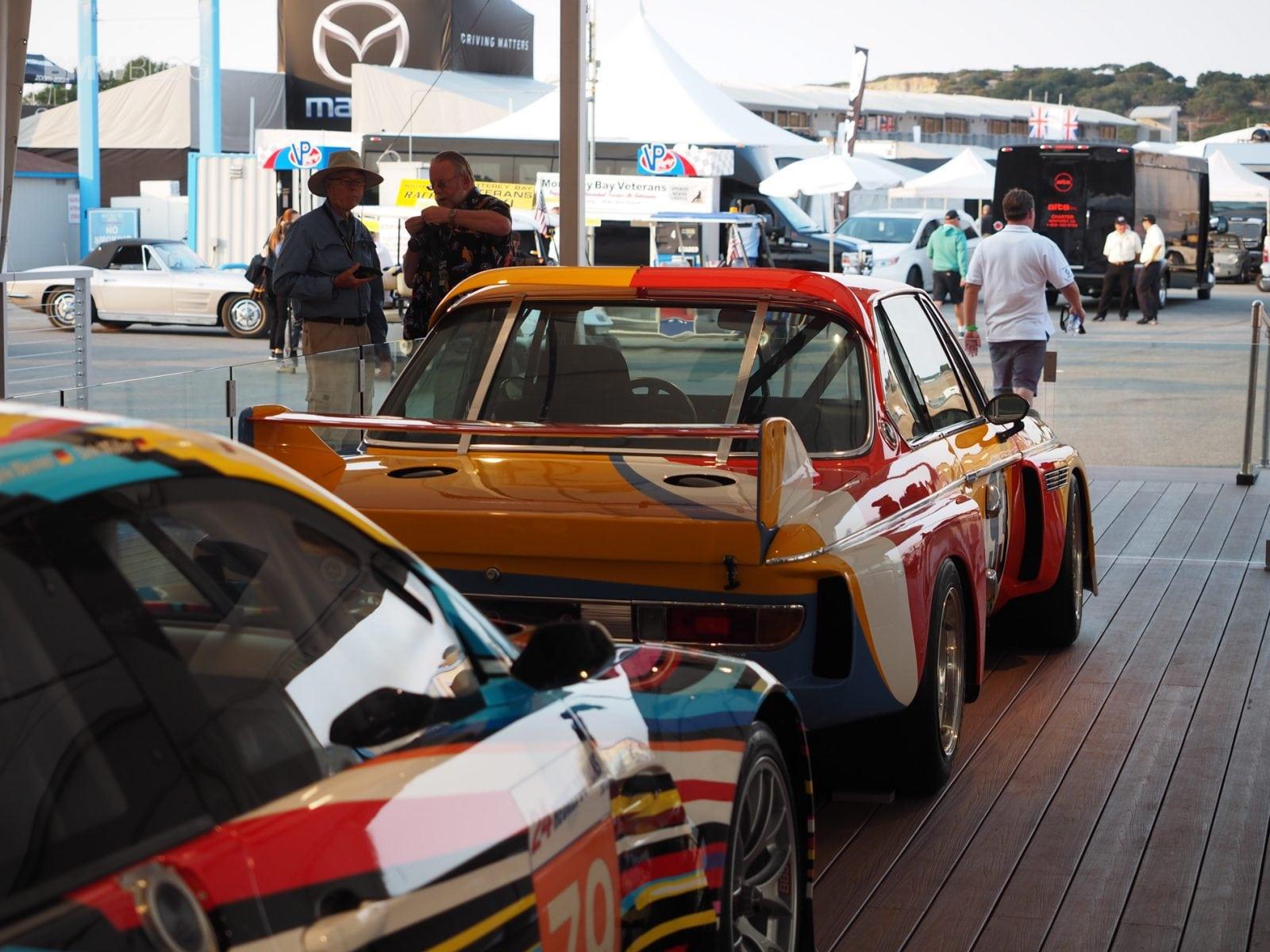 В 2010 году Джефф Кунс был привлечен в проект BMW Art Cars для работы над BMW M3 GT2.