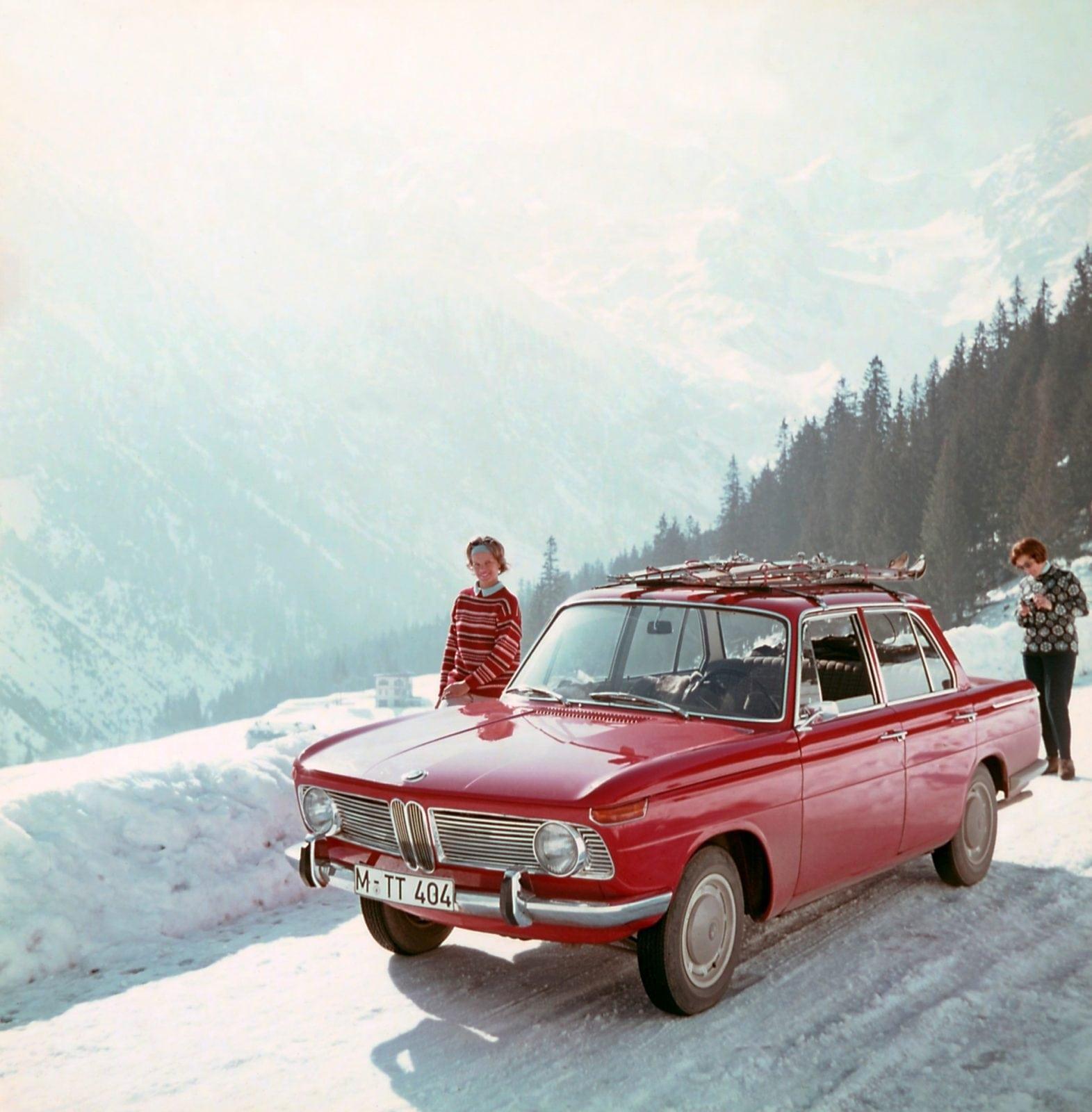 50 Years of BMW New Class, BMW 1500 (03/2011)