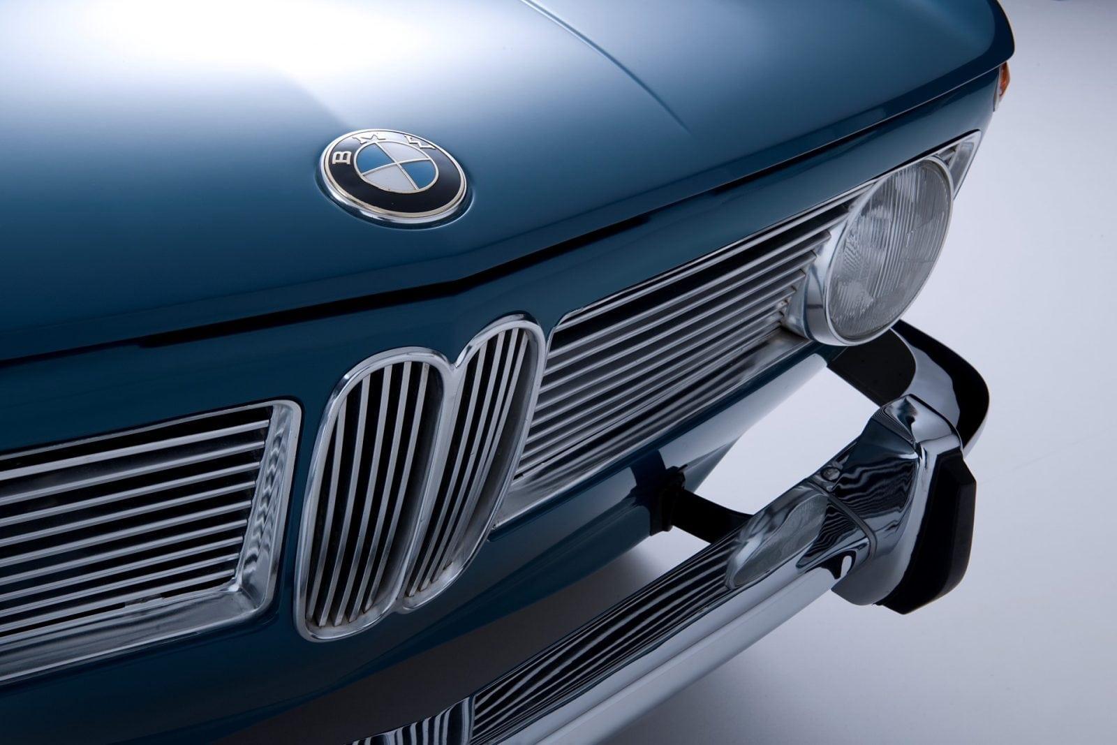 50 лет BMW New Class, BMW 1500 (03/2011)