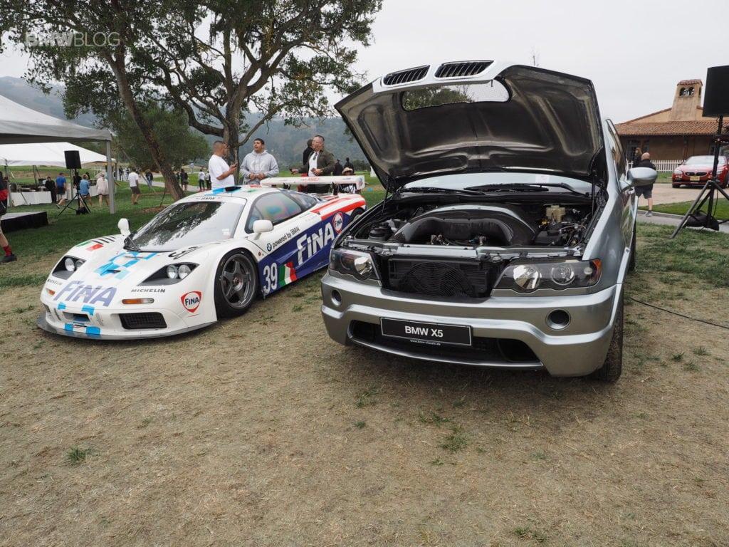 В этом году BMW привезли X5 Le Mans Concept на Legends of the Autobahn 2016, дав энтузиастам возможность в живую взглянуть на этого легендарного монстра-SUV.
