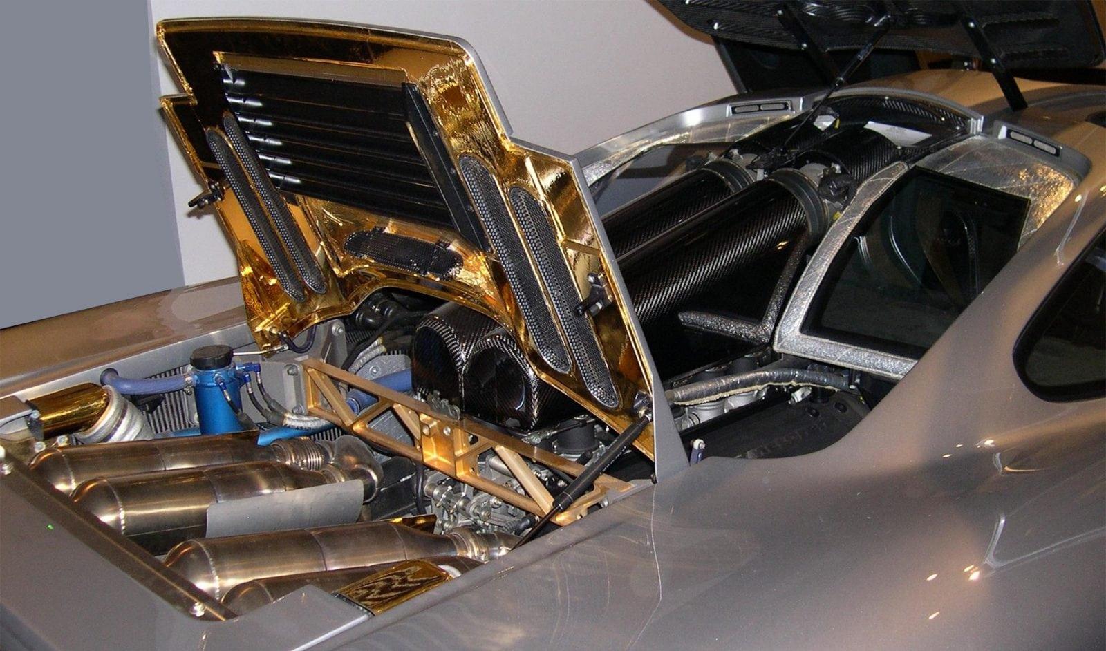 BMW V12 S70/2 для McLaren F1