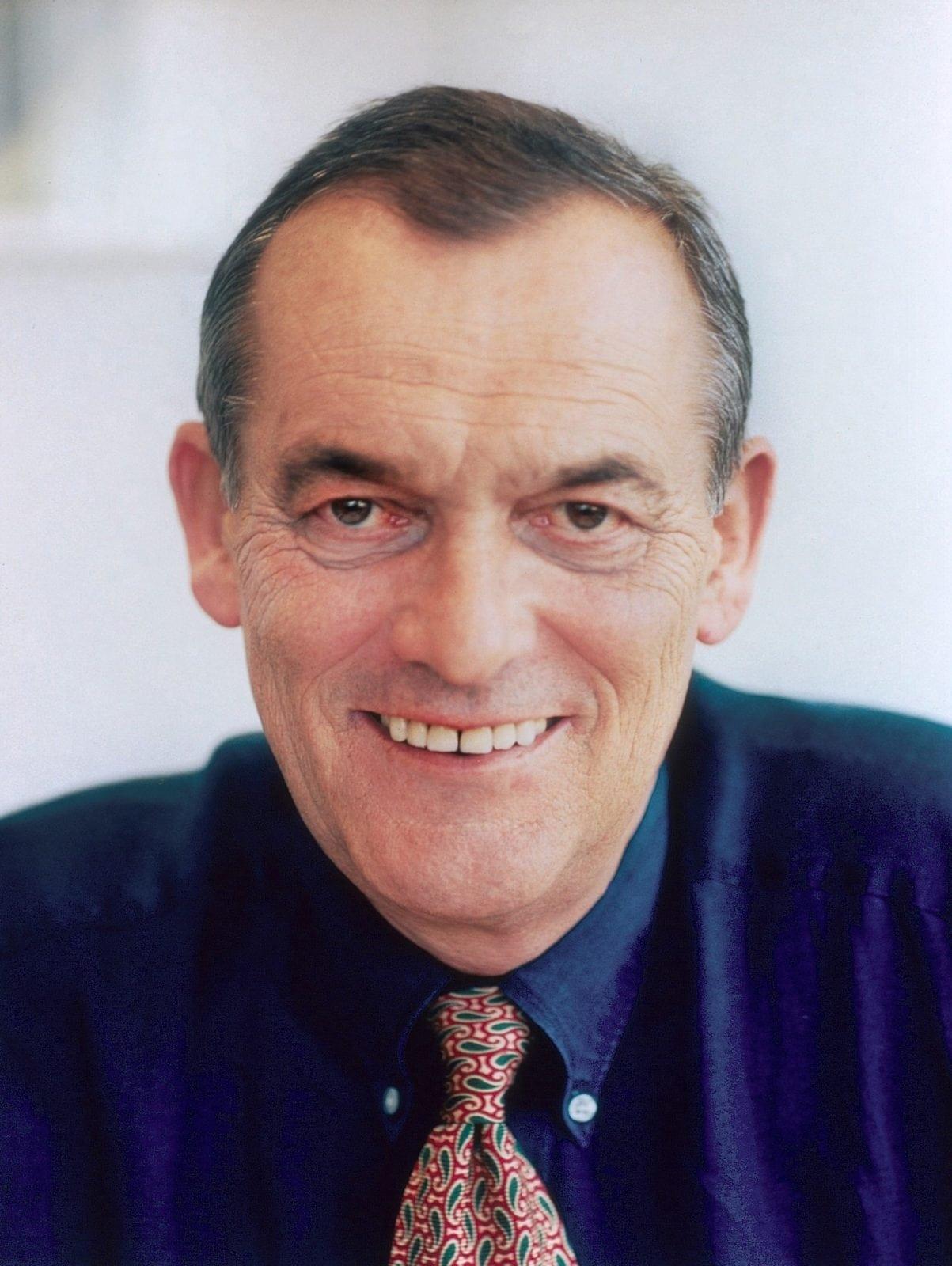 Paul Rosche директор BMW Motorsport Ltd 1995-1998