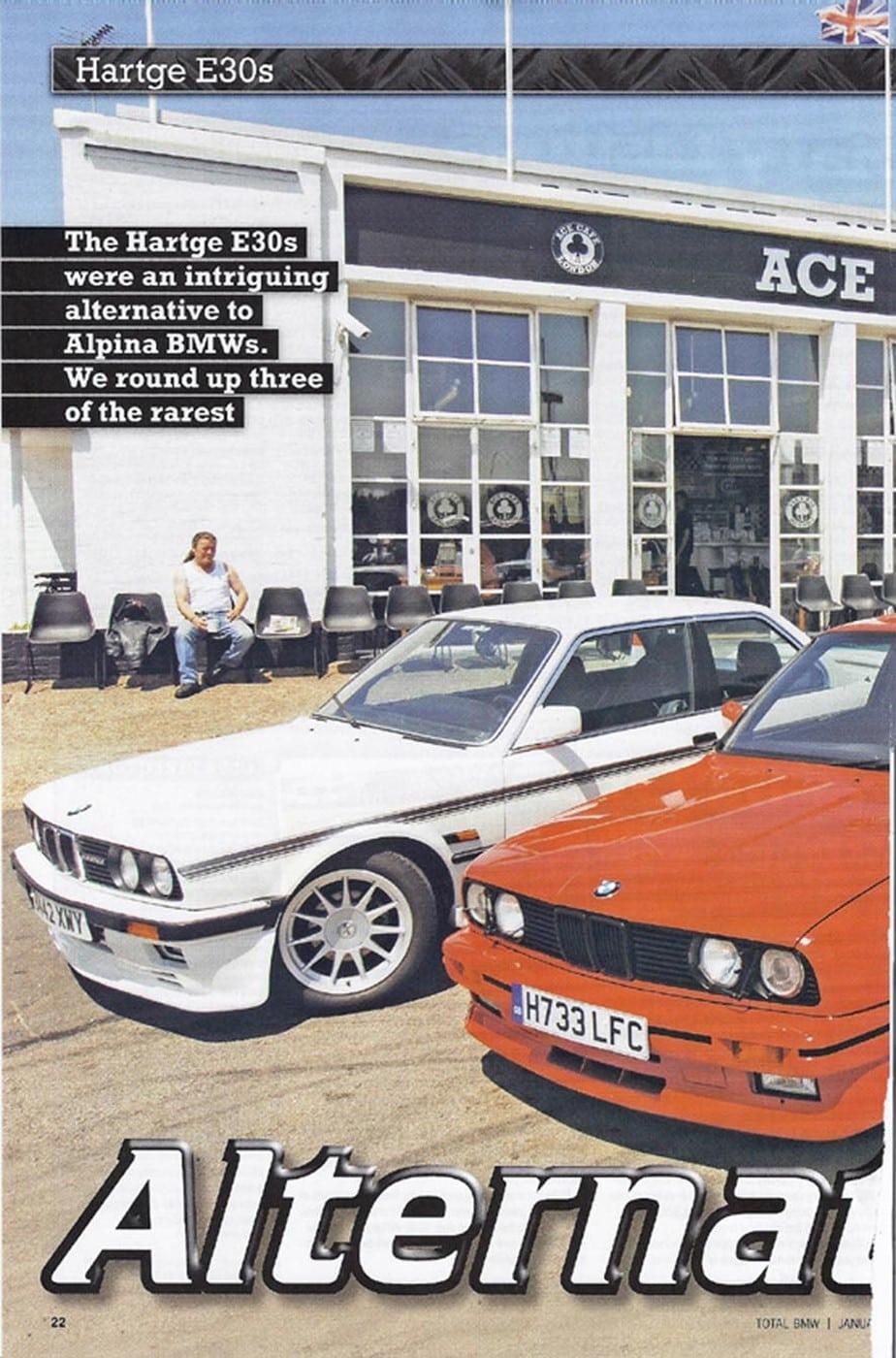 Harthe H36 Total BMW Magazine 2010