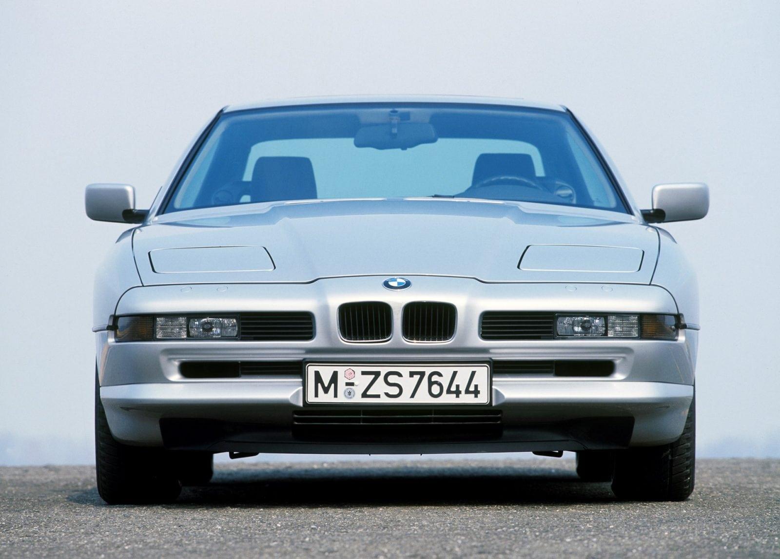 BMW 8 Series E31 850i 1990