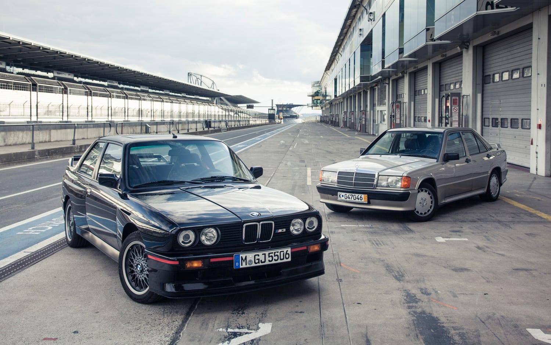 Редактор Automobile Magazine Jason Cammisa уверен, что ставший классикой BMW M3 E30 появился только лишь потому, что Mercedes сделал свой 190E 2.3-16.