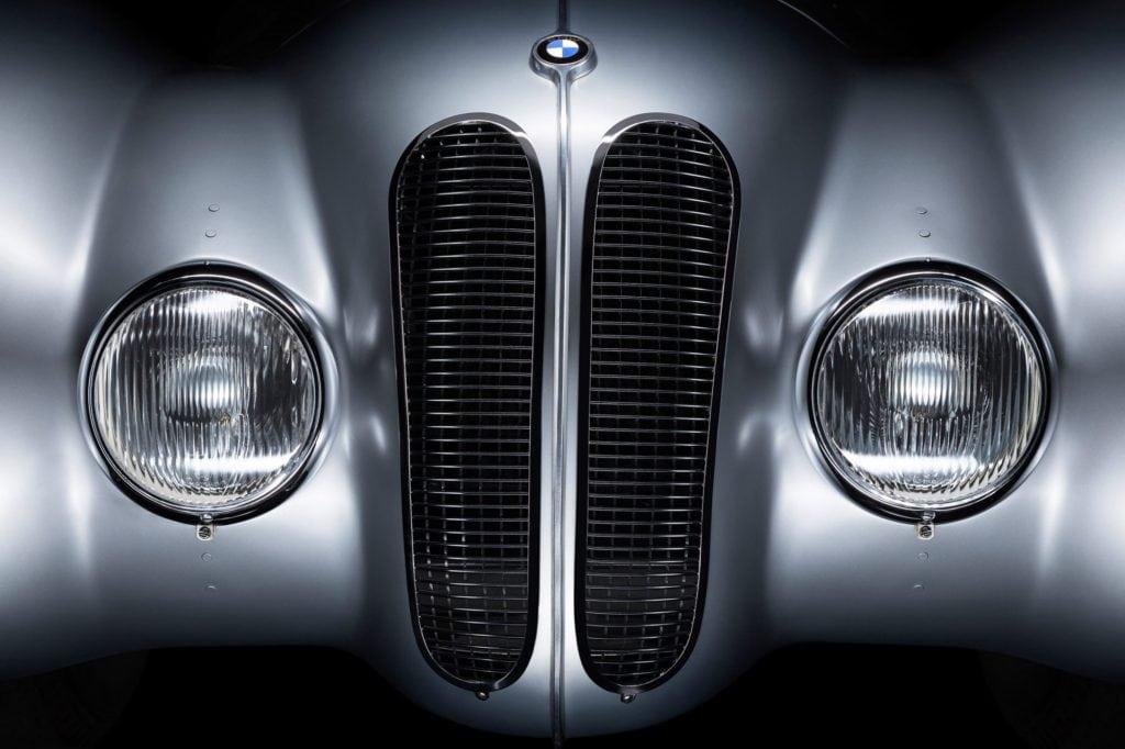 История BMW в фотографиях Оливера Солда. 1929–1941: 3/15 'Dixi' and DA-3 Wartburg; 303; 327; 328