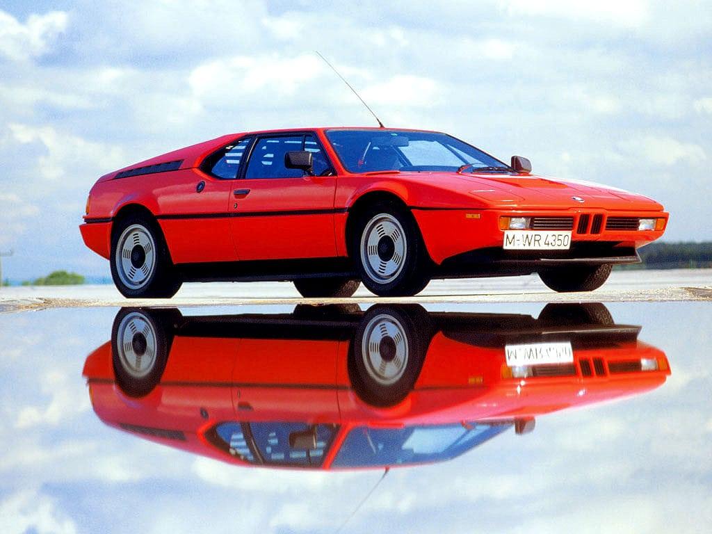 Ядовитый гараж - BMW M1