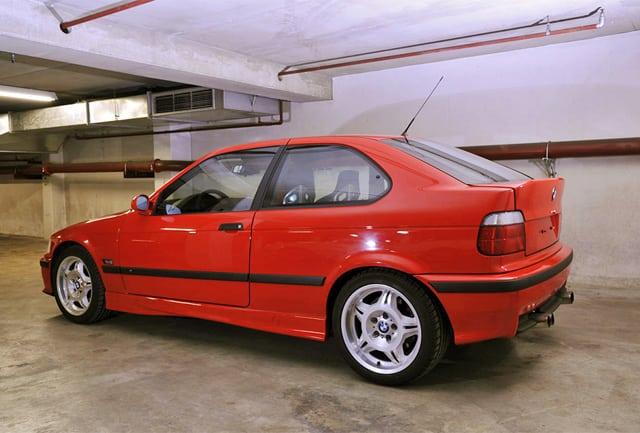 1996 BMW M3 Compact (E36/5)